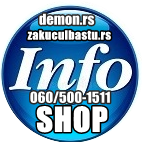 Demon alati – INFO SHOP